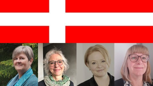Speakers of the presentation about the Danish National Guideline on tongue-tie
